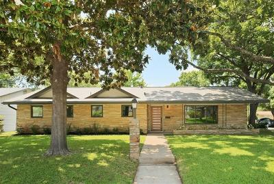Single Family Home For Sale: 7510 Daugherty St