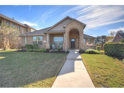 Georgetown TX Single Family Home For Sale: $269,900