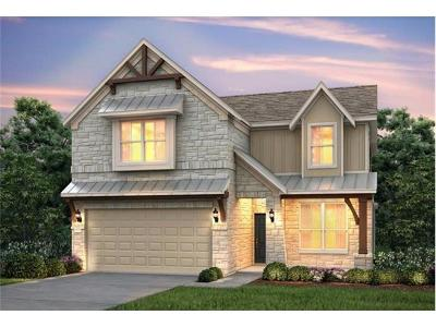 Hutto Single Family Home For Sale: 212 Cyril Dr
