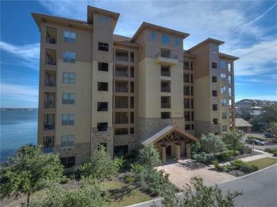 Horseshoe Bay Condo/Townhouse For Sale: 1001 The Cape Rd #56