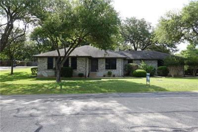 Hays County Single Family Home For Sale: 312 Canyon Wren Dr
