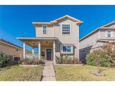 Cedar Park Single Family Home For Sale: 801 Alamo Plaza Dr
