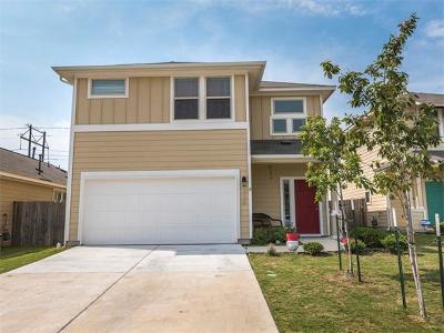 Buda Single Family Home For Sale: 320 Triumph Rd