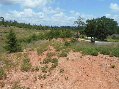 Bastrop Residential Lots & Land For Sale: Pinecrest Dr
