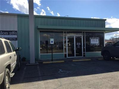 Lampasas Commercial For Sale: 107 N Key Ave