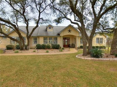 Georgetown Single Family Home For Sale: 213 Park Place Dr