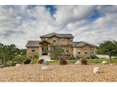New Braunfels Single Family Home For Sale: 5821 Copper Vly