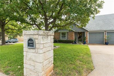 Travis County Single Family Home For Sale: 12815 Poquoson Dr