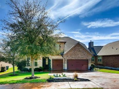 Leander Single Family Home For Sale: 1916 Bold Sundown Dr