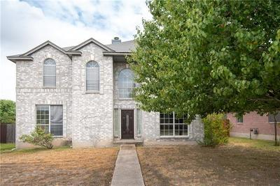 Pflugerville Single Family Home For Sale: 1012 Black Locust Dr