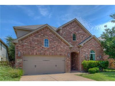 Cedar Park TX Single Family Home For Sale: $539,900