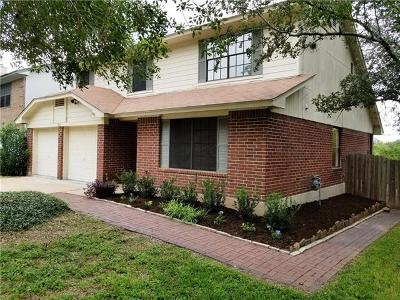Austin Single Family Home For Sale: 810 Sweetwater River Dr