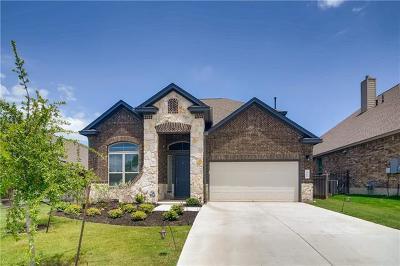 Leander Single Family Home For Sale: 304 Triple Arrow Ln