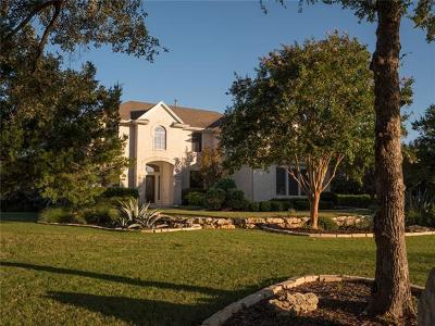 Leander Single Family Home Pending - Taking Backups: 2015 Spyglass Hl