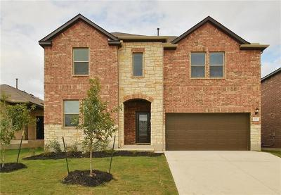 San Marcos Single Family Home For Sale: 333 Mary Max Cir