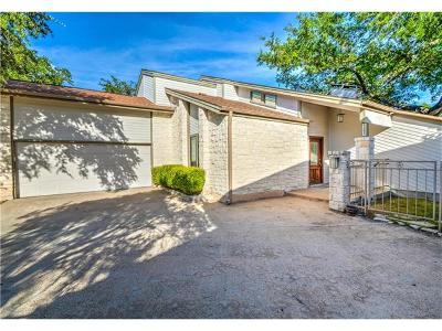 Hays County, Travis County, Williamson County Single Family Home For Sale: 5605 Courtyard Cv
