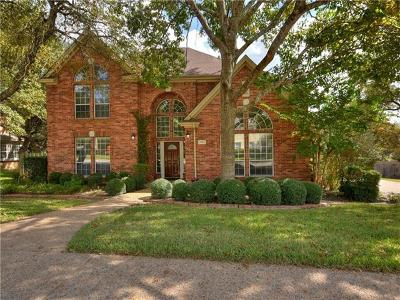 Single Family Home Pending - Taking Backups: 3105 Barton Point Dr