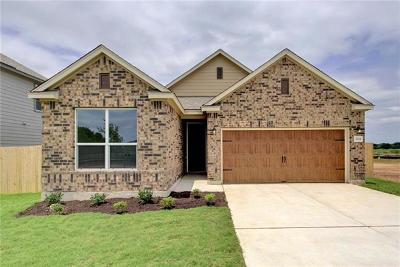 Bastrop Single Family Home For Sale: 1702 Dragonfly Loop