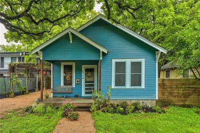 Austin Single Family Home For Sale: 4109 Avenue A