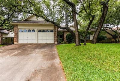 Austin Single Family Home Pending - Taking Backups: 1707 Prairie Hen Cv