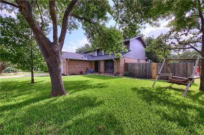 Austin Single Family Home For Sale: 5637 Wagon Train Rd