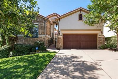 Travis County Single Family Home For Sale: 109 Reflection Bay Ct