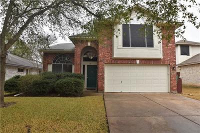 Hays County, Travis County, Williamson County Single Family Home Pending - Taking Backups: 9204 Linkmeadow Dr
