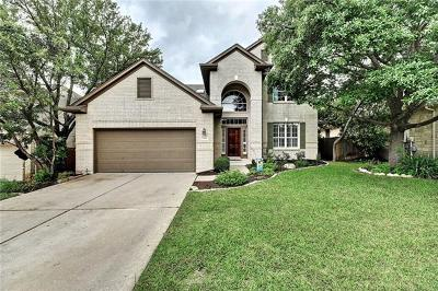 Austin Single Family Home For Sale: 3216 Burks Ln