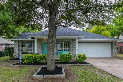 Travis County Single Family Home Pending - Taking Backups: 2301 Fuzz Fairway