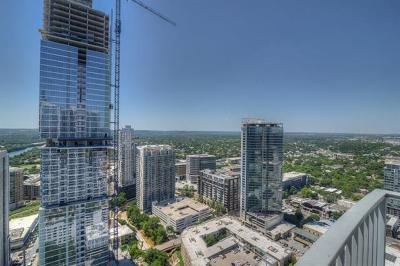 Travis County Condo/Townhouse For Sale: 360 Nueces St #3706