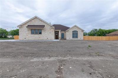 Temple Single Family Home For Sale: 13613 Acqua Dr