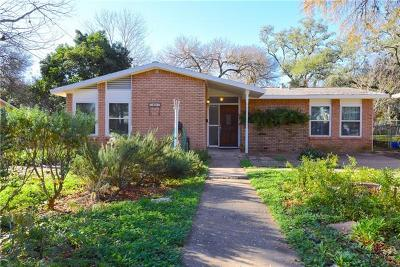 Single Family Home For Sale: 1907 Forest Hill Dr