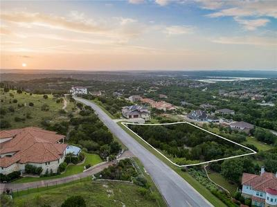 Residential Lots & Land For Sale: 207 Palazza Alto Dr