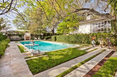 Austin Single Family Home For Sale: 2408 McCall Rd