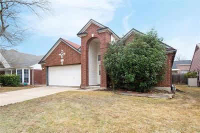 Single Family Home For Sale: 1102 Briargate Dr