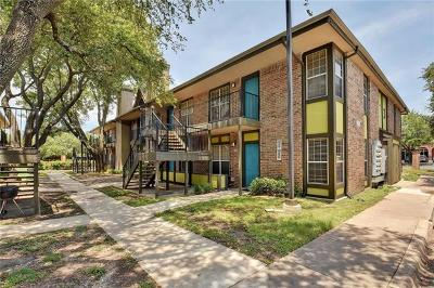Austin Condo/Townhouse For Sale: 7685 Northcross Dr #320