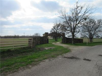 Lockhart Farm For Sale: 2910 Fox Ln