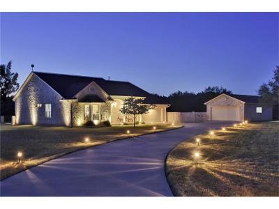 Spicewood Single Family Home Pending - Taking Backups: 118 Creekside Trl