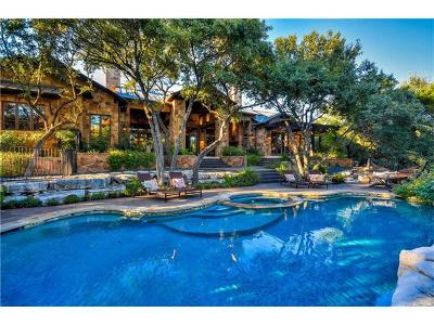 Single Family Home For Sale: 1008 Wild Basin Ldg