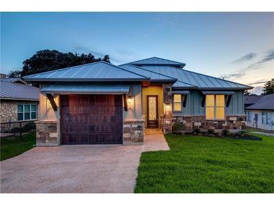 Horseshoe Bay Single Family Home For Sale: 532 Pecan Creek Dr E