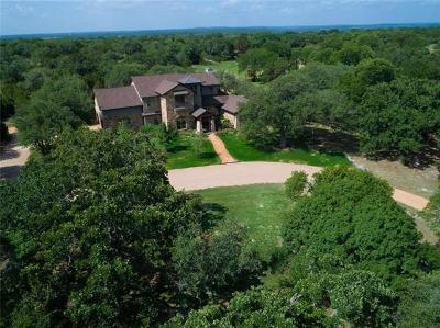 Dripping Springs Farm For Sale: 800 Dripping Springs Ranch Rd