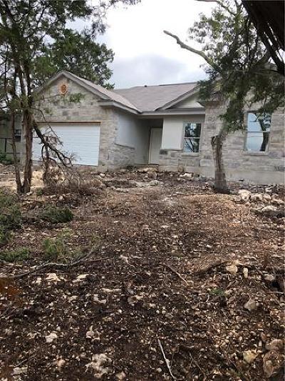 Canyon Lake Single Family Home Pending - Taking Backups: 570 Forest Crst