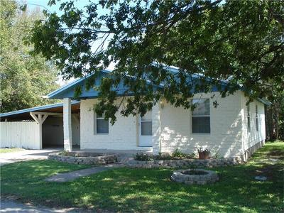 Bastrop Single Family Home For Sale: 601 Jefferson St