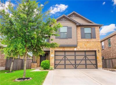 Manor Single Family Home For Sale: 12304 Pecangate Way