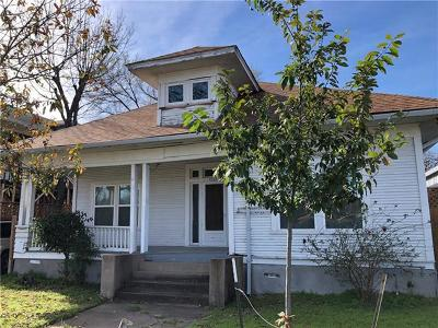 Single Family Home For Sale: 1717 E Cesar Chavez St N