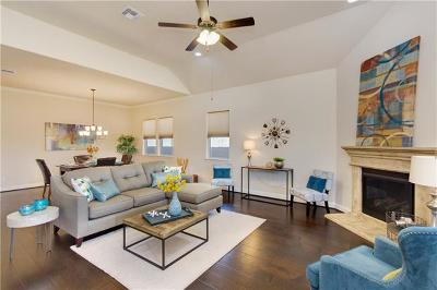 Cedar Park Single Family Home For Sale: 3105 Paseo De Charros