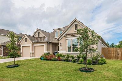 Austin Single Family Home Pending - Taking Backups: 8400 Rocky Bluff Dr