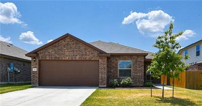 Killeen Single Family Home For Sale: 5302 Two Brothers Ln