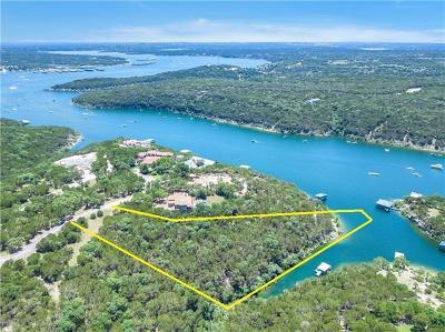 Jonestown Residential Lots & Land For Sale: 7308 Admirals Park