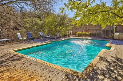 Austin Condo/Townhouse For Sale: 6600 Valleyside Rd #D-17